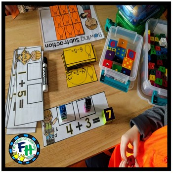 Early Learners Math Curriculum {Unit 5}