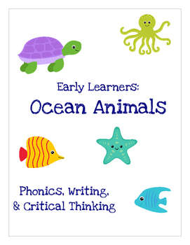 Early Learners: Ocean Animals