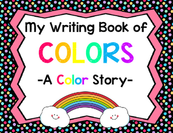 Early Learners Student Book: A Color Story