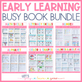 Busy Binder Early Learning Bundle