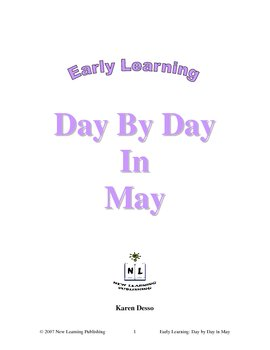 Early Learning: Day by Day in May