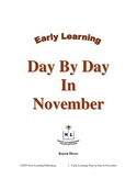 Early Learning: Day by Day in November
