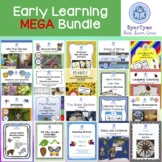 Early Learning MEGA Bundle (PreK-1st Grade)