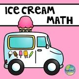 Ice Cream Fun--Early Learning Math
