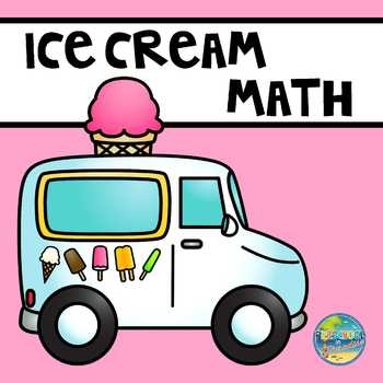 Ice Cream Fun--Early Learning Math