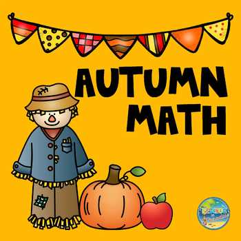Early Learning Math--Autumn Edition