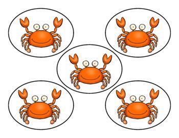 Preschool Early Learning Math Skills--Ocean Life
