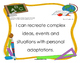 Early Learning and Content Standards-Cognitive and General