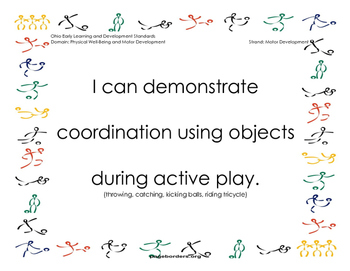Early Learning and Content Standards-Physical and Motor Development