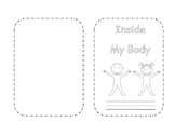 Early Level Human Body Mini Book