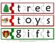 Early Literacy 36 Holiday Picture + Words  [5 pc] Puzzles