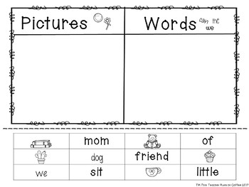 *Kindergarten* Early Literacy Sorting FREEBIE!