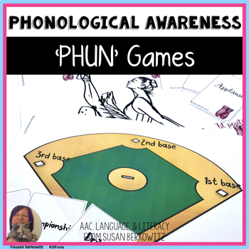 Early Literacy Phonological Awareness Bundle