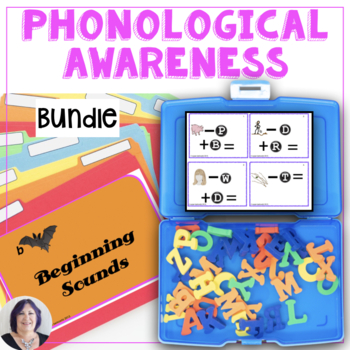 Early Literacy Bundle 1_Phonological Awareness_Word Families Pack