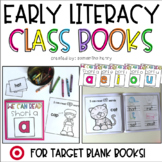Early Literacy Class Books