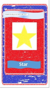 Early Literacy: Reading Center Flashcards