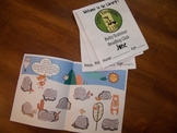 Early Literacy Summer Reading Log for Babies & Toddlers
