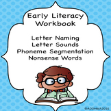 Early Literacy Workbook - Letter Names & Sounds, Phoneme S