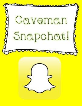 Early Man: Caveman Snapchat