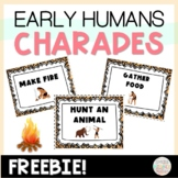 Early Man Charades