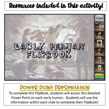 Early Man Digital FlipBook {Digital}