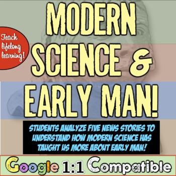 Early Man & Modern Science: Neanderthal Cave Art, Allergies, DNA, & Science!