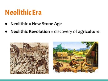 Early Man PPT - World History 1, WHI.2