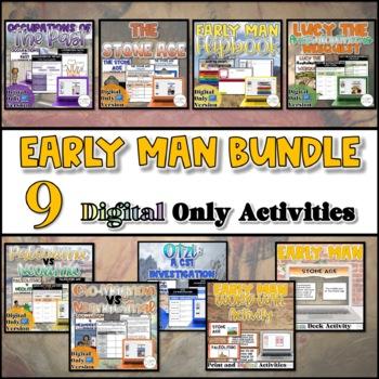 Early Man Unit Bundle {Digital}
