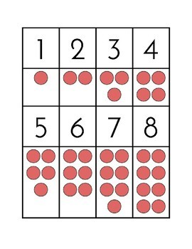 Early Math Concepts - Counting 1 - 20