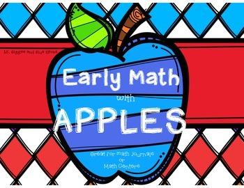 Early Math with APPLES!!!