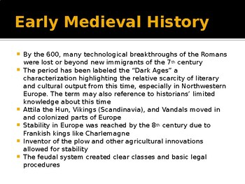Early Medieval Art Lecture/PPT (AP Art History)