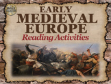 Early Medieval Europe Reading Activities
