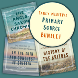 Early Medieval Primary Source Bundle (Gildas, Nennius, Chronicle)