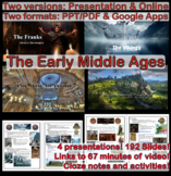 Early Middle Ages Bundle