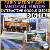Early Middle Ages Google Classroom  | Medieval Europe Goog