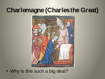 Early Middle Ages PowerPoint