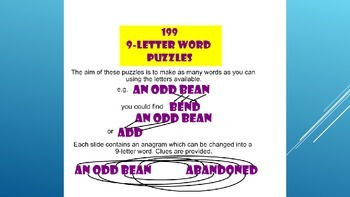 Early Morning Work Word Puzzle Game Full Version