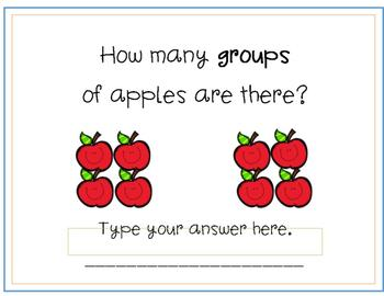 Early Multiplication Task Cards