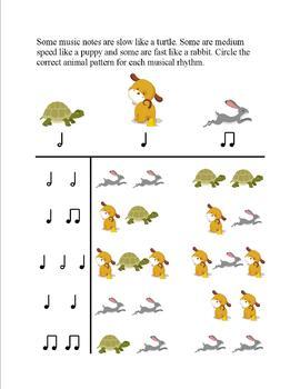 Early Music Learning Fun