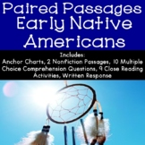 Early Native Americans Reading Comprehension Paired Passages