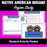 Early Native American Indians: Region Study