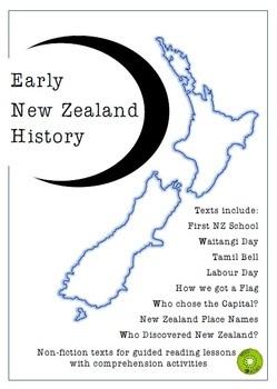 Early New Zealand History: Non-fiction texts