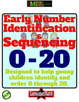 Early Number Identification and Sequencing Activity: 0 - 20