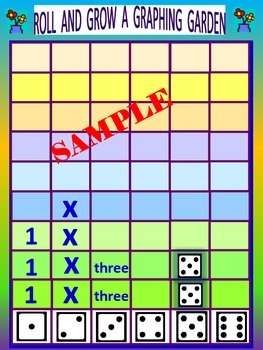Graphing Games for Kindergarten and Grade One