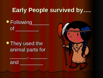 Early People Of Ohio Powerpoint