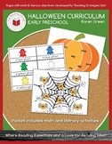 Early Preschool Halloween Curriculum