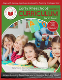 Early Preschool Yearlong Curriculum - 2nd Quarter