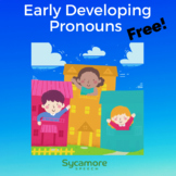 Early Pronouns Freebie