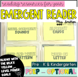 Early Reader Activities and Additional Support {IRLA Yello