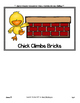 Silly Reader Booklet: Chick Climbs Bricks